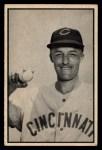 1953 Bowman B&W #21  Clarence 'Bud' Podbielan  Front Thumbnail