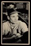 1953 Bowman Black and White #16  Stu Miller  Front Thumbnail