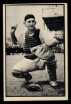 1953 Bowman B&W #22  Matt Batts  Front Thumbnail