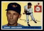 1955 Topps #113  Harry Brecheen  Front Thumbnail