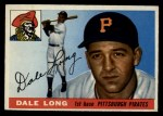1955 Topps #127  Dale Long  Front Thumbnail