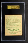 1933 Goudey #44  Jim Bottomley  Back Thumbnail