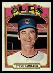 1972 Topps #766  Steve Hamilton  Front Thumbnail