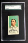 1909 T206  Peter Cassidy  Front Thumbnail