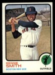 1973 Topps #40  Reggie Smith  Front Thumbnail