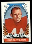 1972 Topps #276   -  Jerrel Wilson All-Pro Front Thumbnail