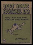 1972 Topps #345   -  Doug Cunningham Pro Action Back Thumbnail