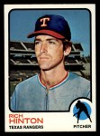 1973 Topps #321  Rich Hinton  Front Thumbnail
