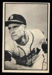 1953 Bowman B&W #51  Lew Burdette  Front Thumbnail
