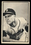 1953 Bowman Black and White #51  Lew Burdette  Front Thumbnail