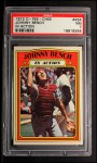 1972 O-Pee-Chee #434   -  Johnny Bench In Action Front Thumbnail