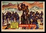 1956 Topps Round Up #25   -  Buffalo Bill  Surprise Raid Front Thumbnail