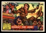 1956 Topps Round Up #16   -  Calamity Jane  Hooray For Jane Front Thumbnail