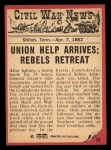 1965 A and BC England Civil War News #14   Fight to the Finish Back Thumbnail