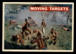 1956 Topps Davy Crockett #13 ORG  Moving Target  Front Thumbnail