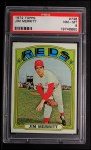 1972 Topps #738  Jim Merritt  Front Thumbnail