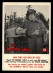 1964 Donruss Addams Family #13 AM  Next time..use zip code Front Thumbnail