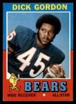 1971 Topps #103  Dick Gordon  Front Thumbnail