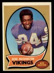 1970 Topps #29  Gene Washington  Front Thumbnail