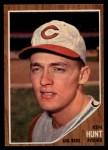 1962 Topps #364  Ken Hunt  Front Thumbnail