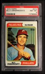 1974 Topps #214  Billy Grabarkewitz  Front Thumbnail