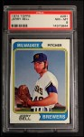1974 Topps #261  Jerry Bell  Front Thumbnail