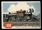1955 Topps Rails & Sails #74   Wootten Camelback Front Thumbnail