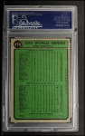 1974 Topps #479   -  Darold Knowles / Ray Fosse 1973 World Series - A's Celebrate Back Thumbnail