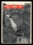 1965 Philadelphia War Bulletin #73   Ghost Town 1945 Front Thumbnail