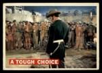 1956 Topps Davy Crockett #62 ORG  Tough Choice  Front Thumbnail