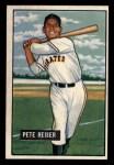 1951 Bowman #238  Pete Reiser  Front Thumbnail