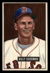 1951 Bowman #237  Billy Goodman  Front Thumbnail