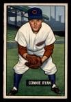 1951 Bowman #216  Connie Ryan  Front Thumbnail