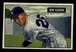 1951 Bowman #97  Bob Kuzava  Front Thumbnail