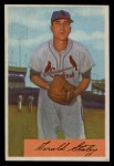 1954 Bowman #14  Gerry Staley  Front Thumbnail