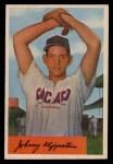 1954 Bowman #29  Johnny Klippstein  Front Thumbnail