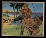 1941 Gum Inc. Uncle Sam Home Defense #63   Field Radio Front Thumbnail