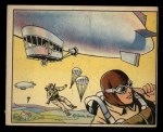 1941 Gum Inc. Uncle Sam Home Defense #90   Marine Sky Troops Front Thumbnail