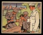 1941 Gum Inc. Uncle Sam Home Defense #107   Medical Corps Front Thumbnail