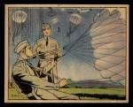 1941 Gum Inc. Uncle Sam Home Defense #7   Parachute Troops Front Thumbnail