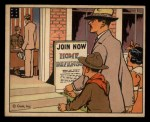 1941 Gum Inc. Uncle Sam Home Defense #104   Enlisting Home Guard Front Thumbnail