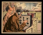 1941 Gum Inc. Uncle Sam Home Defense #110   Amateur Radio Station Volunteers Front Thumbnail