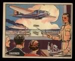 1941 Gum Inc. Uncle Sam Home Defense #111   Civilian Information About Bombs Front Thumbnail