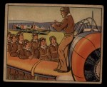 1941 Gum Inc. Uncle Sam Home Defense #72   Men With Wings Front Thumbnail