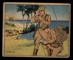1941 Gum Inc. Uncle Sam Home Defense #63   Field Radio Front Thumbnail