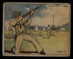 1941 Gum Inc. Uncle Sam Home Defense #75   Rifle Air Defense Front Thumbnail