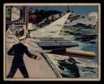 1941 Gum Inc. Uncle Sam Home Defense #24   War At Sea Front Thumbnail