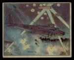 1941 Gum Inc. Uncle Sam Home Defense #96   Night Bomber Front Thumbnail