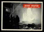 1965 Philadelphia War Bulletin #48   Secret Weapon Front Thumbnail