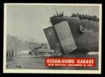 1965 Philadelphia War Bulletin #35   Ocean-Going Garage Front Thumbnail